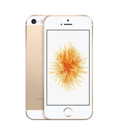 iPhone SE Goud 16GB