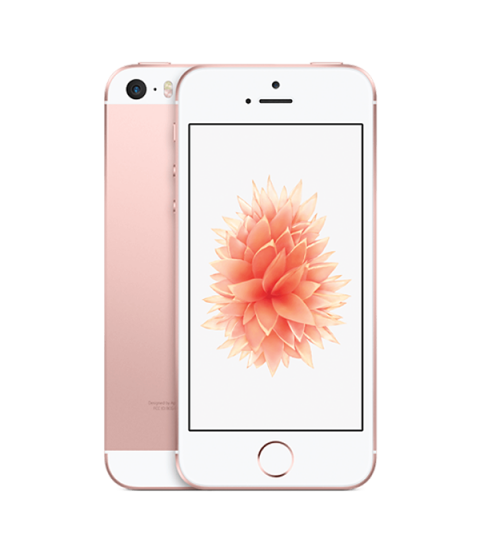 iPhone SE Roségoud 16GB