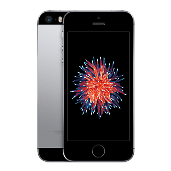 iPhone SE Zwart 64GB