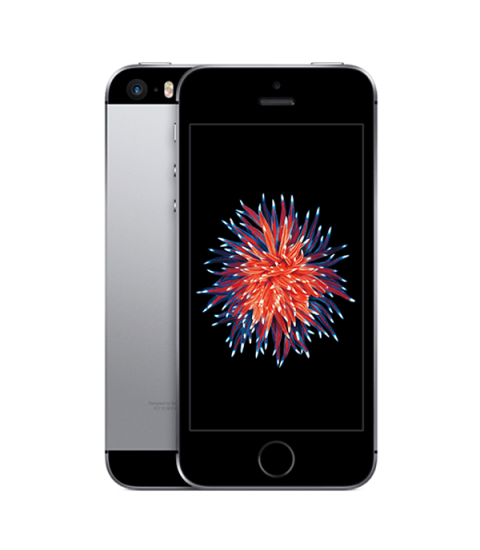 iPhone SE Zwart 16GB