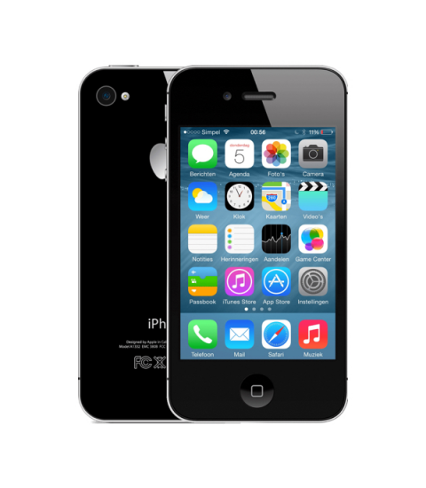 iPhone 4s Zwart 8GB