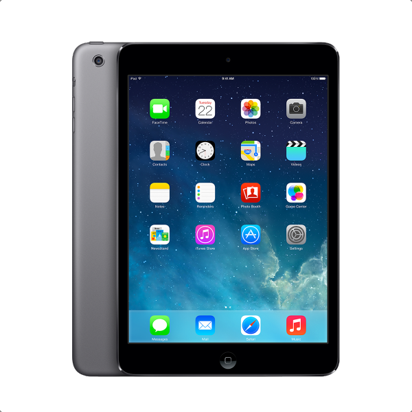 iPad Mini 2 WiFi Zwartr 16GB